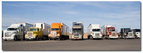 Tax Preparation & Insurance - Truckers, Couriers, Passenger